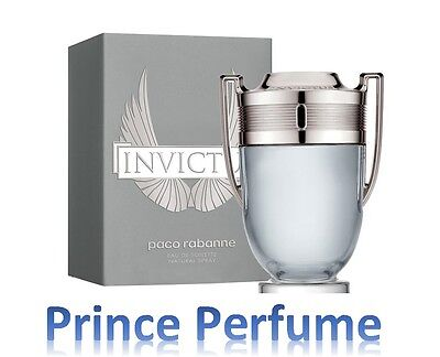 INVICTUS PACO RABANNE EDT NATURAL SPRAY - 100 ml
