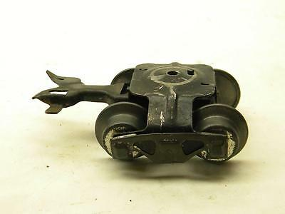 Marx 3/16 Scale Metal Freight Car Truck With Metal Tiltmatic Coupler