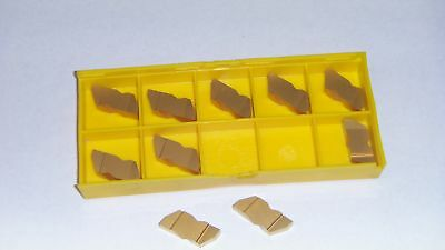 New 10Pcs Ng 3178R Tin Coated Carbide Inserts