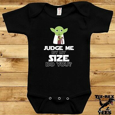 Cute Baby Clothes Bodysuit Star Wars Inspired Adorable One Piece Creeper Romper