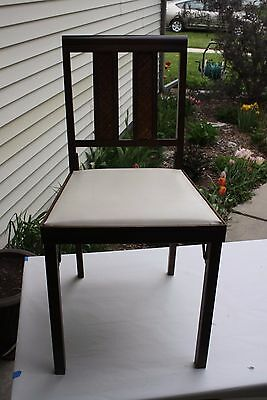 Tiny house furniture, Leg O'Matic folding chair, airstream mid 40's - 60's #3