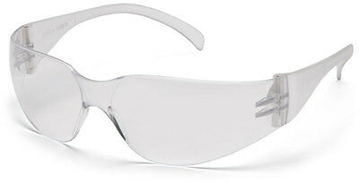 144 PAIR 1700 Series CLEAR LENS SAFETY GLASSES