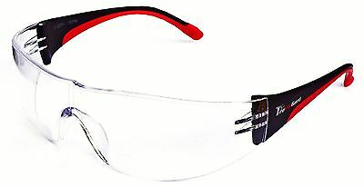 3 Pair 1700 1.5 Bifocal Reader Clear Safety Glasses