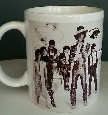 PRINCE & The Revolution  'When Doves Cry' Coffee Mug -Collectors Item
