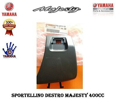 Cassettino Sportellino Destro Originale Yamaha Majesty 400 2004 2011