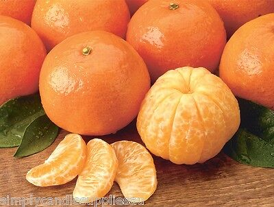 Tangerine Fragrance oil for candle making, Soy, paraffin, Bees wax etc