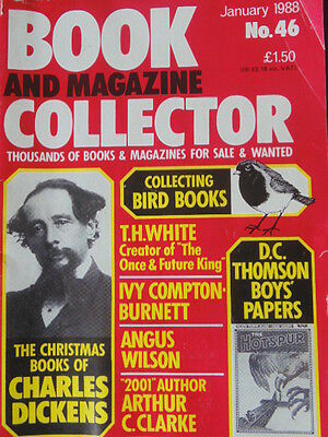 BOOK & MAGAZINE COLLECTOR  No 46 JANUARY 1988
