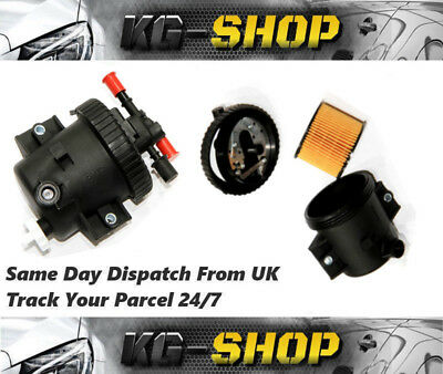 Berlingo C4 C5 C8 Synergie 2.0 2.2 Hdi Fuel Filter Housing With Fuel Filter