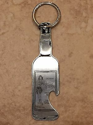 Sailor Jerry Spiced Rum Metal Key Chain Bottle Opener