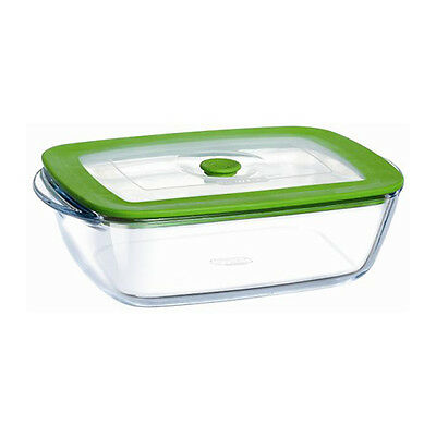 Pyrex Cook & Store 17cm Rectangular Dish With Lid