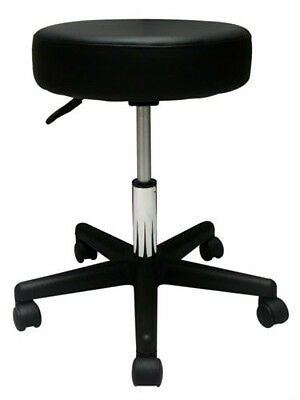 Physician's Pneumatic Stool-Black
