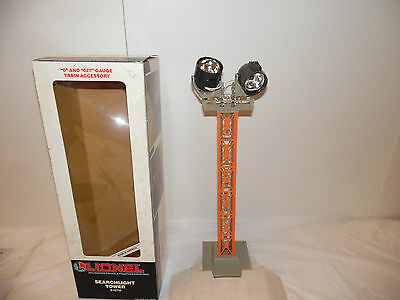 Lionel 12716 Operating Searchlight Tower