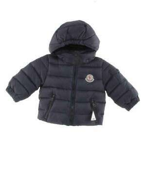 MONCLER BABY ROSSO PUSE12 N0T44 50081 giacca invernale piumino bimbo