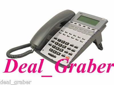 NEC Aspire 34 Button Display Phone ~ 0890045 ~ IP1NA-24TXH ~ Factory Refurbished