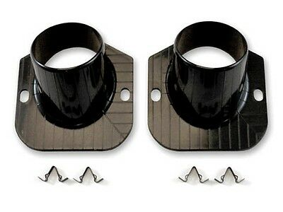 New! 1964-1966 Ford MUSTANG Heater Defroster Duct Vents Pair both left and right