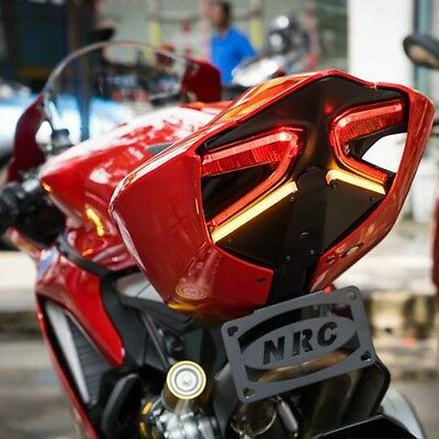 Ducati 899 Panigale Fender Eliminator Kit - New Rage Cycles