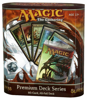 MTGO sliver ALL foil deck pack (digital item)