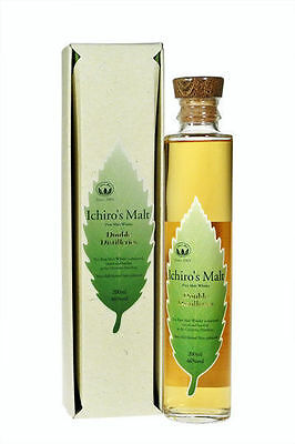 Ichiro's Chichibu Double Distilleries 200ml Japanese Whisky