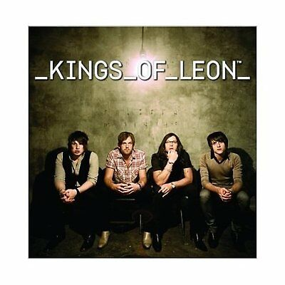 Kings Of Leon Band Sitting Greeting Birthday Card Any Occasion Album Official