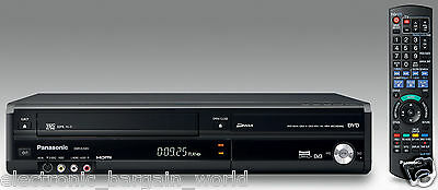 Panasonic DMR-EZ47/47V DVD/VHS Recorder Multi Region+DVB FREE GOLD PLATED HDMI
