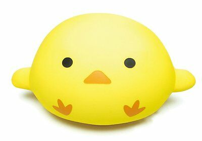 New! MOGU PIYO Cushion Pillow Yellow Cute Chick F/S from Japan with tracking