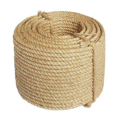 corde en sisal 6mm 100m c ble de l 39 inde 100 naturelle arbre gratter cordage eur 29 30. Black Bedroom Furniture Sets. Home Design Ideas