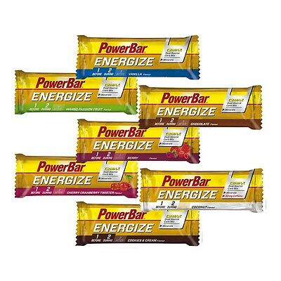 Barre Energize PowerBar C2 max 55g