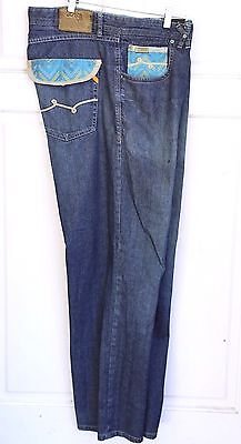 """Very Nice LRG """"Painted Desert"""" Denim Jeans_Sz.40 x 33_A Cool Pair Of Jeans"""