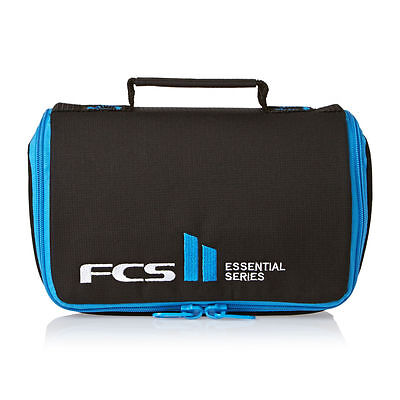 Fcs Shortboard 3 Sets Fin Deluxe Travel Wallet New & Genuine From FCS Surf