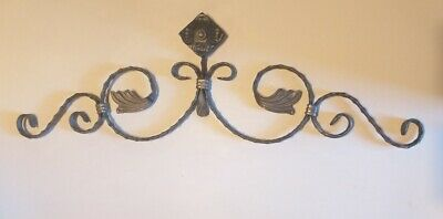 Ornamental Wrought Iron Rosette For Gates,Fencing