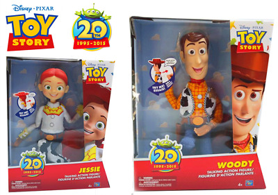 Talking Toy Story Sheriff Woody Cowboy Sound Action Figure Soft Doll Kids Toy