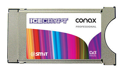Icecrypt Conax CAM by SMiT (Two Channel Professional Services)