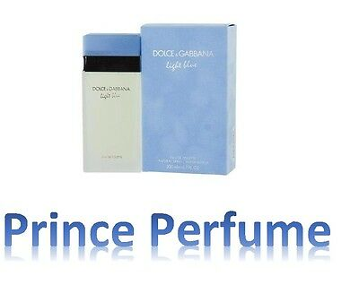 D&G DOLCE E GABBANA LIGHT BLUE POUR FEMME EDT VAPO NATURAL SPRAY - 200 ml