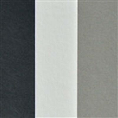 Black, White & Gray Full Sheet Uncut Matboard Variety Pack (25 Pack)