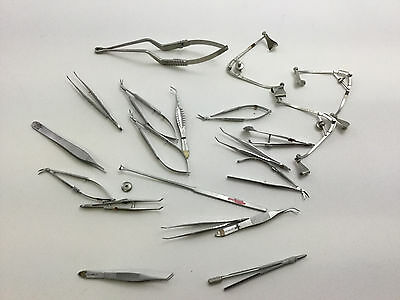 A lot of  Stainless Steel-Surgical-Instruments #2