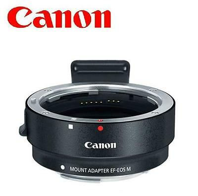 CANON EF EF-S to EOS-M Lens Mount Adapter Ring - Bulk Package