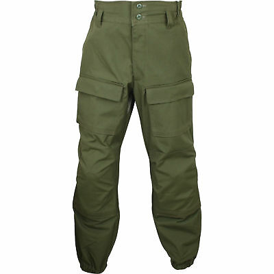 Russian Army Uniforms Special Forces VDV Summer Tarpaulin Pants, Tobacco, SPLAV