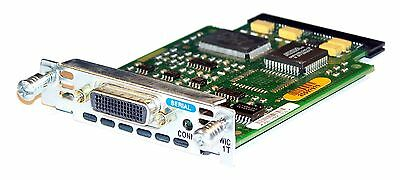 New Cisco WIC-1T Single Serial Interface Card