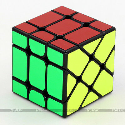 GJ Games Yileng YJ 3x3 speed cube puzzle 56mm