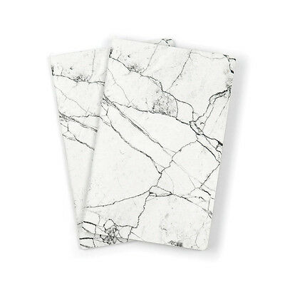 The White Marble Paper Note book - 2Pack - The Walart - Memo Pad