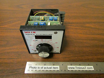 Tracor Paktronics 1268 Temperature Controller for Shel-Lab Oven