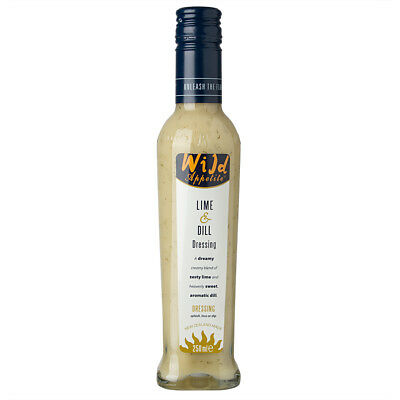 NEW Wild Appetite Lime & Dill Dressing 250ml