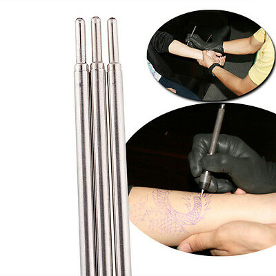 New Professional Stainless Steel Tattoo Skin Pen Making Refill Supply