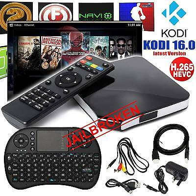 MX Pro Fully Loaded Android 4.4 TV Box KODI (XBMC) Quad Core Free Sports Movies