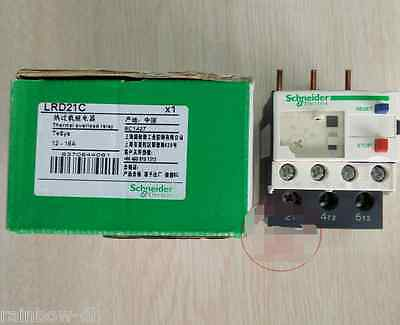 LRD21C 12-18A 1pcs NEW Schneider Thermal Overload Relay New in box free shipping