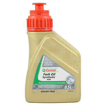 Castrol Fork Oil Synthetic 10W 0.5L