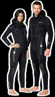 Waterproof W Weste 5mm mit Haube Gr. Lady L, XL, Men XS, S,