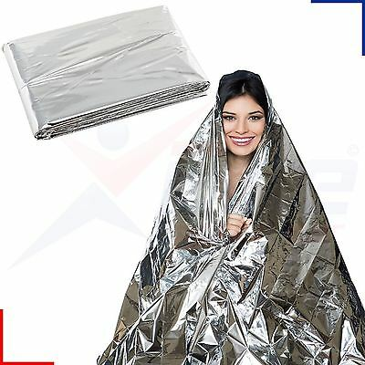 First Aid Survival Space Foil Blanket Thermal Rescue Emergency Waterproof