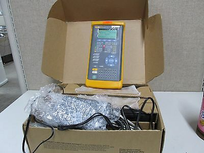 Fluke Networks E3Port PLUS Handheld E3/ATM Analyzer with Adapter and Case
