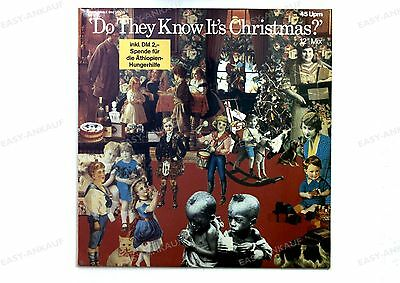 Band Aid - Do They Know It's Christmas? GER Maxi 1984 //8